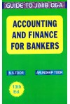 Accounting and Finance for Bankers - Objective Type Questions (Guide to JAIIB)