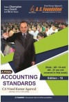 Accounting Standards (Note : AS - 14 and AS - 21 are not covered in this book) -  CA Final