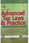 Concise Concepts on Advanced Tax Laws and Practice - CS Professional Programme (Thoroughly Revised & Updated as per the Latest Guidelines of ICSI  [PP-7]