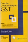 Concise Commentary on GST