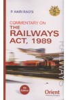Commentary on The Railways Act, 1989