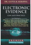Electronic Evidence (Law and Practice)