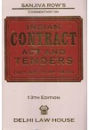 Commentary on The Indian Contract Act and Tenders (Act No. IX of 1872)