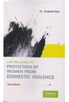 Law Relating to Protection of Women from Domestic Violence