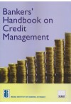 Bankers' Hand Book on Credit Management
