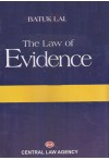The Law of Evidence (The Indian Evidence Act, 1872) ( Act 1 of 1872)