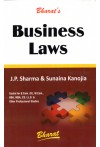 Business Laws [Useful for Bocom, (H), M.Com, BBA, MBA, CS, LLB, and Other Professional Studies]