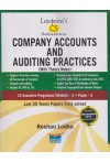 Lawpoint's CS Solutions - Company Accounts and Auditing Practices (With Theory Notes) - CS Executive Programme (Module 2 Paper 5) [Last 30 Terms Papers Fully Solved - Including December 2017 Question Paper]