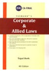 Taxmann's Corporate and Allied Laws (CA Final)