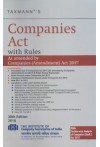 Companies Act with Rules - As amended by Companies (Amendment) Act 2017 [With Section-wise Analysis of Companies (Amdt.) Act 2017] (Pocket Edn - Hardbound)