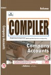 Compiler on Company Accounts (Questions and Answers)CMA Inter - New Syllabus for January 2019 (CMA - 12A)