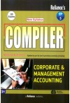 Compiler on Corporate and Management Accounting (Questions and Answers - CS Executive - New Syllabus) EP-5 (20 Exams)