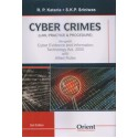 Cyber Crimes (Law, Practice and Procedure) along with Cyber Evidence and Information Technology Act, 2000 with Allied Rules