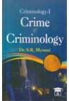 Criminology I - Crime and Criminology