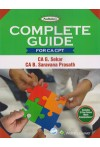 Complete Guide - For CA CPT (Includes 3 Free Online Mock Examinations)