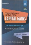 Computation of Income From CAPITAL GAINS - Under Indian Income Tax law (As Amended by finance Act,2018)