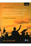 Constitutional Law, Administrative Law, and Human Rights - A Critical Introduction