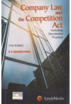 Company Law and the Competition Act - Including Secretarial Practice