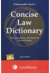 P. Ramanatha Aiyar's Concise Law Dictionary (With  Legal Maxims, Latin Terms, and Words & Phrases)