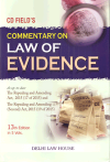 Commentary on Law of Evidence (As up-to-date) - The Repealing and Amending Act, 2015 (17 of 2015) and The Repealing and Amending (Second) Act, 2015 (19 of 2015) (5 Volume Set)