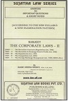The Corporate Laws - II