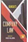 Bangia's Company Law