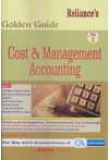 Golden Guide on Cost and Management Accounting - For May 2018 Examinations of CA Intermediate