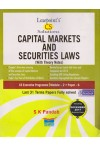Lawpoint's CS Solutions - CAPITAL MARKET AND SECURITIES LAWS (With Theory Notes) (CS Executive Programme Module-2 Paper-6) (Last 31 Terms Papers fully solved - Including December 2017 Paper)