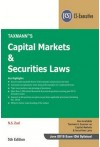 Capital Markets and Securities Laws - For CS Executive (June 2019 Exam - Old Syllabus)