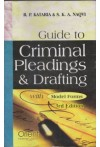 Guide to Criminal Pleadings and Drafting With Model Forms
