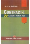 Contract - I and Specific Relief Act