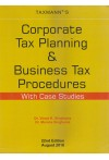 Corporate Tax Planning and Business Tax Procedures with Case Studies