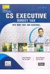 DIRECT TAX (For CS Executive) Assessment Year 2018-2019