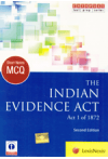 Short Notes and Multiple Choice Questions - The Indian Evidence Act