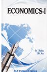 General Principles of Economics - I