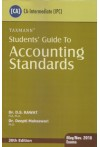 Students' Guide to ACCOUNTING STANDARDS (CA - Intermediate (IPC)) (May/Nov. 2018 Exams)