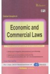 Concise Concepts on Economic and Commercial Laws (Thoroughly Revised and Updated as per the latest guidelines of ICSI) - For June 2018 Examinations of CS Executive Programme - XP-3