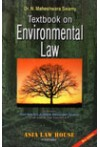 Textbook on Environmental Law