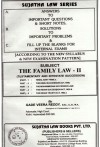 The Family Law - II [Testamentary and Intestate Succession]