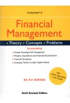 Financial Management (Theory, Concepts and Problems) (for MBA/M.Com./PGDM/CFA Courses)