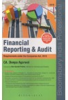 Financial Reporting & Audit - Requirements under the Companies Act, 2013 [Includes CD with Text of Relevant Rules, Notifications etc] - With Free CD