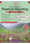Students' Guide on Financial Reporting For C.A. Final [Upto Latest Exam Q&A Covered] (Comparison of Accounting Standards with notified Ind-AS) (Applicable for CA Exams - Old Syllabus)