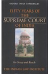Fifty Years of the Supreme Court of India