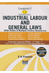 Lawpoint's CS Solutions - INDUSTRIAL LABOUR AND GENERAL LAWS - CS Executive Programme (With Notes and Multiple Choice Questions) ( Module 2 Paper 7) (Applicable for I.T.O, I.T.I, Competitive Exams & other Departmental Exams) (Including December 2016 Paper Solved)