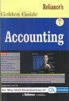 Golden Guide on ACCOUNTING : Reliance (For Intermediate) (For May 2018 Examinations)
