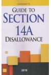 Taxmann's Guide to Section 14A Disallowance