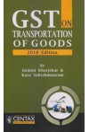 GST on Transportation of Goods