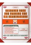 Guidance Note for Passing the C.A. Examination