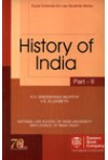 History of India (Part II) (For Law Students)