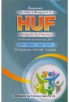 Formation and Management of Hindu Undivided Family (HUF) along with Tax Planning (As Amended by Finance Act, 2018)
